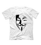 Футболка Анонимус Anonymous