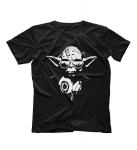 Футболка Мастер Йода Yoda DJ