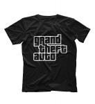 Футболка Grand Theft Auto GTA