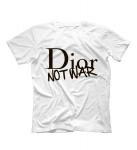 Футболка Dior NOT War