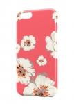 Чехол Белые цветы для iPhone, Samsung, Lenovo, Meizu