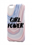 Чехол Girl Power для iPhone, Samsung, Lenovo, Meizu