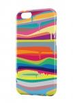 Чехол Потеки краски для iPhone, Samsung, Lenovo, Meizu