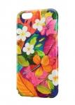 Чехол Цветы для iPhone, Samsung, Lenovo, Meizu