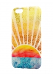 Чехол Солнце и море для iPhone, Samsung, Lenovo, Meizu