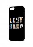 Чехол Lady Gaga для iPhone и др. (любые модели)