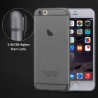 Ультра-тонкий пластиковый чехол для iPhone черный