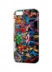 Чехол Marvel для iPhone  и др. (любые модели)