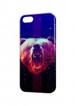 Чехол Медведь для iPhone  и др. (любые модели)