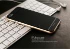 Защитный чехол IPAKY для iPhone 6 (золотой)