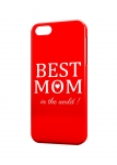 Чехол Best Mom для iPhone и др. (любые модели)