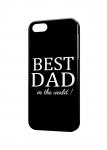 Чехол Best Dad для iPhone и др. (любые модели)