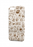 Чехол I love coffee для iPhone  и др. (любые модели)