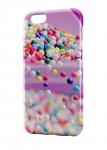 Чехол Нежные цветные бусинки для всех моделей телефонов