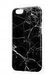 Чехол Черный мрамор для iPhone и др. (любые модели)