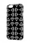 Чехол Алмазы для iPhone и др. (любые модели)