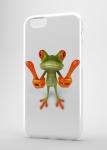 Чехол Лягушка для iPhone и др. (любые модели)