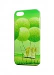 Чехол Воздушные шарики для iPhone  и др. (любые модели)