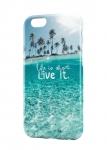 Чехол Live it для iPhone и др. (любые модели)
