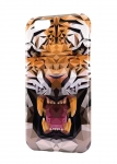 Чехол Клыки тигра для iPhone и др. (любые модели)