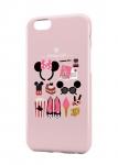 Чехол Disney Girl для iPhone и др. (любые модели)