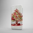 Чехол для iPhone 5/5s Новогодняя серия (ёлочка №3)