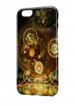 Чехол Золотая абстракция для всех моделей телефонов