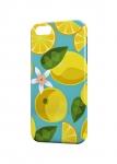 Чехол Лимоны для iPhone  и др. (любые модели)