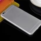 Ультратонкий чехол для iPhone 6 Прозрачный