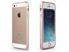 Золотой бампер для iPhone 5S 5 SE