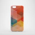 Чехол iPhone 6 Пластиковый Абстракция