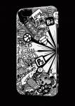 Чехол Программерский  дудл, фрагмент 6