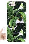 Силиконовый чехол Тропические листья