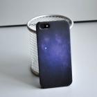 Чехол для iPhone 5/5s Космос темный