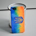 Чехол для iPhone 5/5s Украина Герб