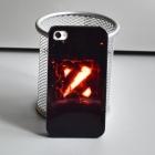 Чехол для iPhone 4/4s DOTA2 LOGO