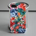 Чехол для iPhone 5/5s Цветы