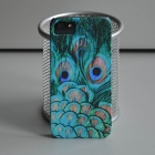Чехол для iPhone 5/5s Хвост павлина
