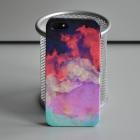Чехол для iPhone 5/5s Цветной дым