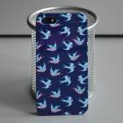 Чехол для iPhone 5/5s Ласточки