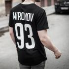 Именная футболка мужская SOL's