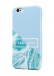 Чехол Голубая нежность для всех моделей телефонов