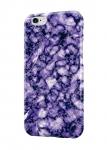 Чехол Фиолетовый мрамор для всех моделей телефонов