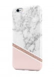 Чехол Нежный белый мрамор для всех моделей телефонов