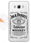 Силиконовый чехол Jack Daniels
