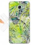 Силиконовый чехол Листья пальмы