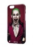 Чехол Джокер Отряд Самоубийц для iPhone, Samsung, Lenovo, Meizu