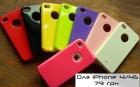 Силиконовый чехол для iPhone 4s 4 Глянец