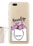 Чехол для Xiaomi Mi A1 Beauty chanel