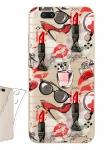 Чехол для Xiaomi Mi A1 Fashion illustration